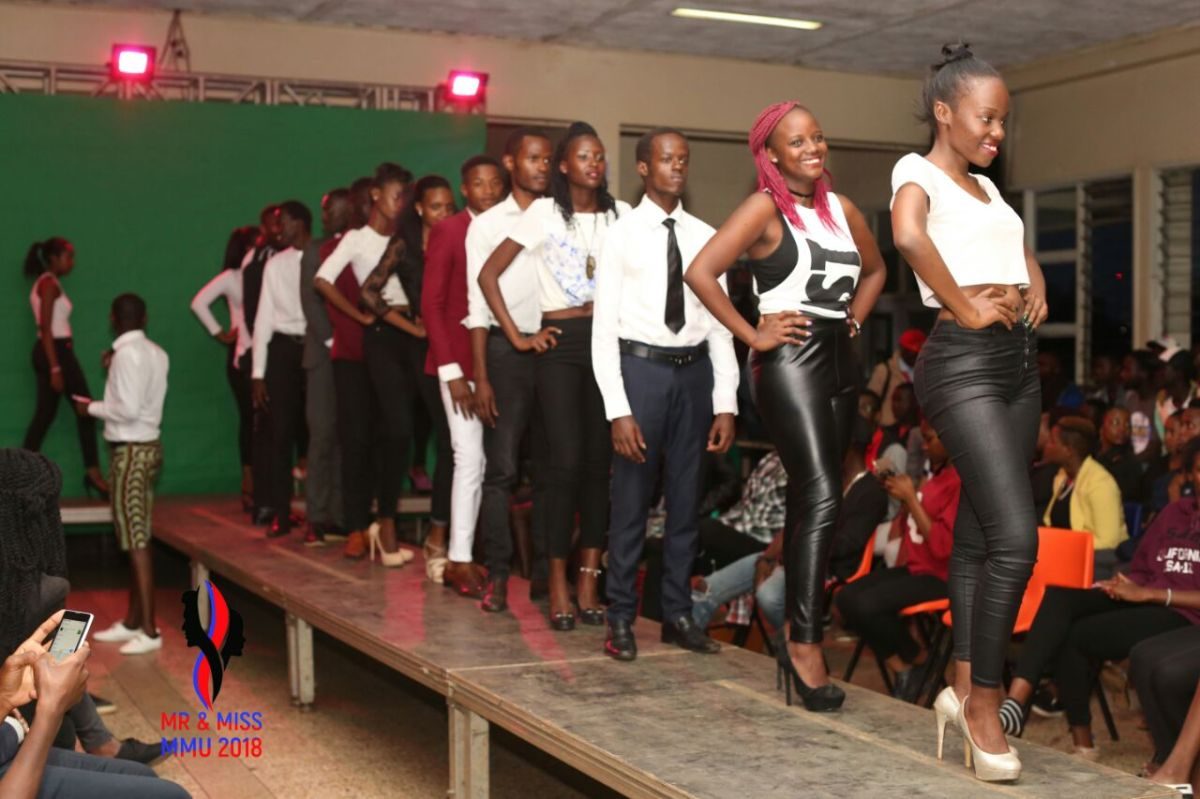 Mr & Miss MMU 2018 (Pictures)